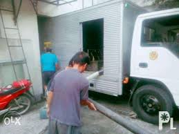 malabanan getting siphoning equipment ready
